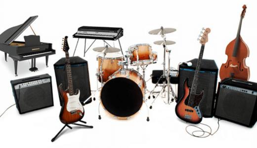 初心者におすすめの楽器ランキング|バンドの担当から紹介!