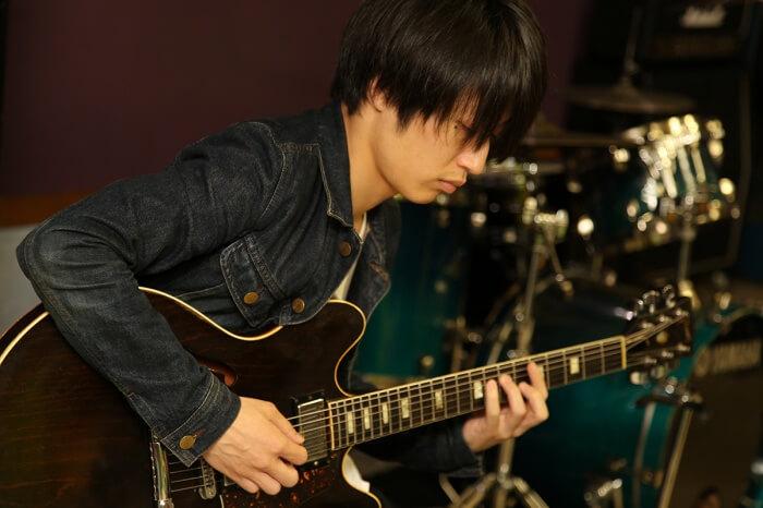 ギターが上手いバンド1